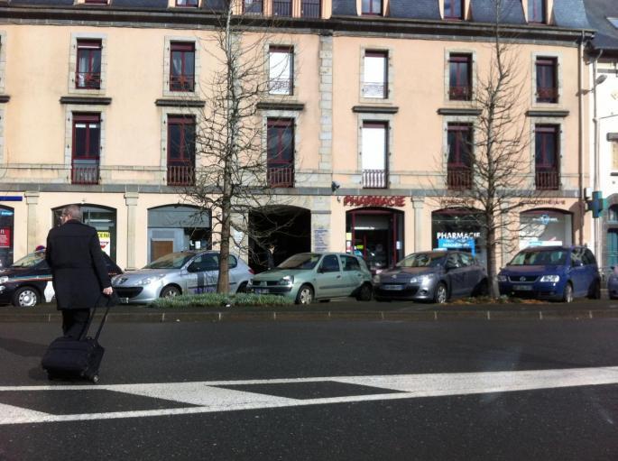 L'immeuble du 32 quai de Léon